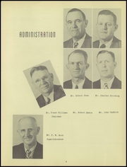 Page 9, 1951 Edition, Great Crossing High School - Treasure Chest Yearbook (Georgetown, KY) online yearbook collection