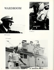 Page 10, 1981 Edition, Harry Yarnell (CG 17) - Naval Cruise Book online yearbook collection