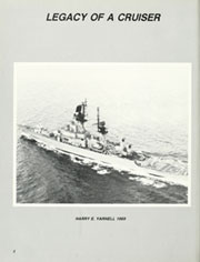Page 6, 1987 Edition, Harry Yarnell (CG 17) - Naval Cruise Book online yearbook collection