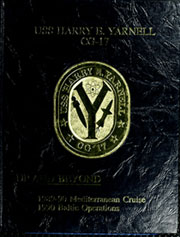 Page 1, 1990 Edition, Harry Yarnell (CG 17) - Naval Cruise Book online yearbook collection