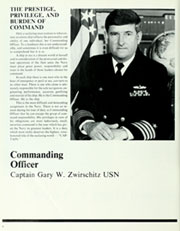 Page 10, 1990 Edition, Harry Yarnell (CG 17) - Naval Cruise Book online yearbook collection