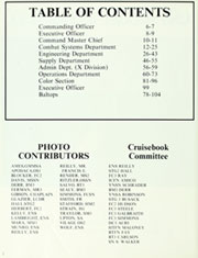 Page 6, 1990 Edition, Harry Yarnell (CG 17) - Naval Cruise Book online yearbook collection