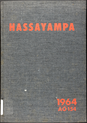 1964 Edition, Hassayampa (AO 145) - Naval Cruise Book