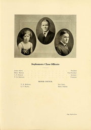 Page 84, 1921 Edition, University of Tennessee Knoxville - Volunteer Yearbook (Knoxville, TN) online yearbook collection