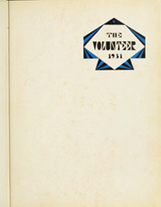 Page 7, 1931 Edition, University of Tennessee Knoxville - Volunteer Yearbook (Knoxville, TN) online yearbook collection
