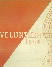 1949 Edition, University of Tennessee Knoxville - Volunteer Yearbook (Knoxville, TN)