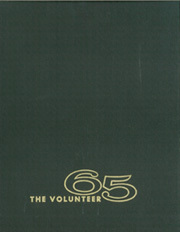 1965 Edition, University of Tennessee Knoxville - Volunteer Yearbook (Knoxville, TN)