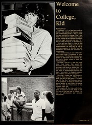 Page 33, 1986 Edition, University of Tennessee Knoxville - Volunteer Yearbook (Knoxville, TN) online yearbook collection
