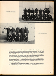 Page 13, 1951 Edition, Haven (AH 12) - Naval Cruise Book online yearbook collection