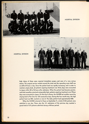 Page 14, 1951 Edition, Haven (AH 12) - Naval Cruise Book online yearbook collection