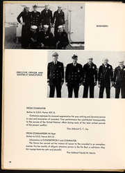 Page 16, 1951 Edition, Haven (AH 12) - Naval Cruise Book online yearbook collection
