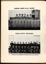 Page 6, 1951 Edition, Haven (AH 12) - Naval Cruise Book online yearbook collection