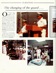 Page 10, 1989 Edition, Hawes (FFG 53) - Naval Cruise Book online yearbook collection