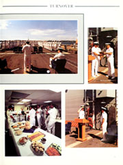 Page 11, 1989 Edition, Hawes (FFG 53) - Naval Cruise Book online yearbook collection