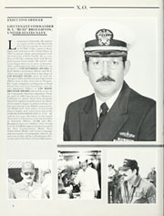 Page 12, 1989 Edition, Hawes (FFG 53) - Naval Cruise Book online yearbook collection