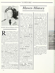 Page 14, 1989 Edition, Hawes (FFG 53) - Naval Cruise Book online yearbook collection