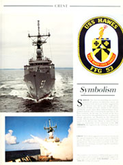 Page 15, 1989 Edition, Hawes (FFG 53) - Naval Cruise Book online yearbook collection