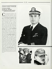 Page 8, 1989 Edition, Hawes (FFG 53) - Naval Cruise Book online yearbook collection