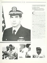 Page 9, 1989 Edition, Hawes (FFG 53) - Naval Cruise Book online yearbook collection