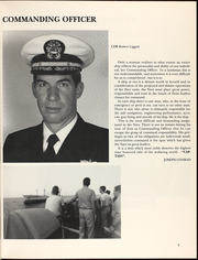 Page 7, 1991 Edition, Hawes (FFG 53) - Naval Cruise Book online yearbook collection