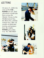 Page 12, 2000 Edition, Hawes (FFG 53) - Naval Cruise Book online yearbook collection