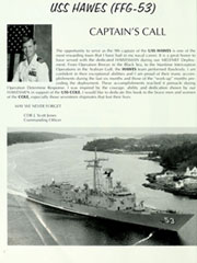 Page 6, 2000 Edition, Hawes (FFG 53) - Naval Cruise Book online yearbook collection