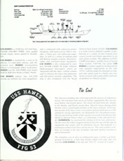 Page 7, 2000 Edition, Hawes (FFG 53) - Naval Cruise Book online yearbook collection
