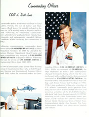 Page 9, 2000 Edition, Hawes (FFG 53) - Naval Cruise Book online yearbook collection