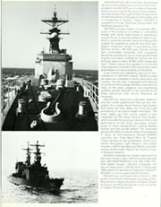 Page 11, 1986 Edition, Hayler (DD 997) - Naval Cruise Book online yearbook collection