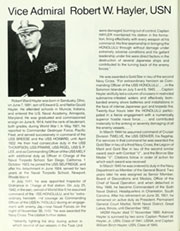 Page 6, 1986 Edition, Hayler (DD 997) - Naval Cruise Book online yearbook collection