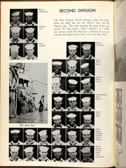 Page 14, 1961 Edition, Hector (AR 7) - Naval Cruise Book online yearbook collection