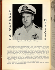 Page 8, 1961 Edition, Hector (AR 7) - Naval Cruise Book online yearbook collection