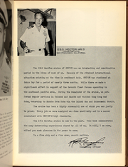 Page 9, 1961 Edition, Hector (AR 7) - Naval Cruise Book online yearbook collection