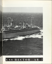 Page 7, 1975 Edition, Hector (AR 7) - Naval Cruise Book online yearbook collection