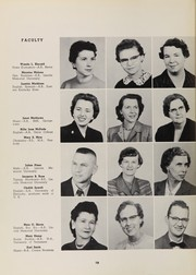 Page 14, 1957 Edition, Middlesboro High School - Yellow Jacket Yearbook (Middlesboro, KY) online yearbook collection