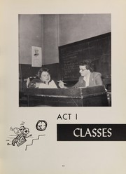 Page 15, 1957 Edition, Middlesboro High School - Yellow Jacket Yearbook (Middlesboro, KY) online yearbook collection