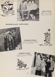 Page 16, 1957 Edition, Middlesboro High School - Yellow Jacket Yearbook (Middlesboro, KY) online yearbook collection