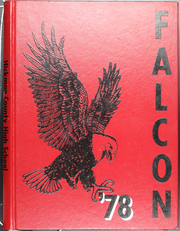 1978 Edition, Hickman County High School - Falconer Yearbook (Clinton, KY)