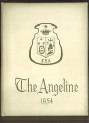 1954 Edition, Sacred Heart Academy - Angeline Yearbook (Louisville, KY)