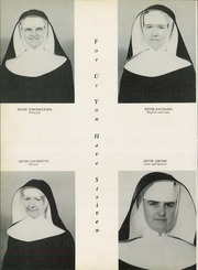 Page 10, 1954 Edition, Sacred Heart Academy - Angeline Yearbook (Louisville, KY) online yearbook collection