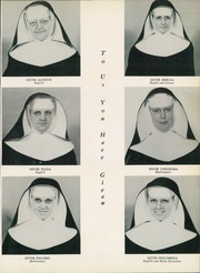 Page 11, 1954 Edition, Sacred Heart Academy - Angeline Yearbook (Louisville, KY) online yearbook collection