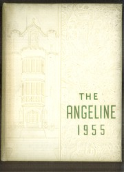 1955 Edition, Sacred Heart Academy - Angeline Yearbook (Louisville, KY)