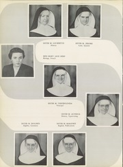 Page 14, 1955 Edition, Sacred Heart Academy - Angeline Yearbook (Louisville, KY) online yearbook collection