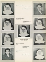 Page 15, 1955 Edition, Sacred Heart Academy - Angeline Yearbook (Louisville, KY) online yearbook collection