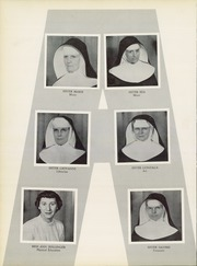 Page 16, 1955 Edition, Sacred Heart Academy - Angeline Yearbook (Louisville, KY) online yearbook collection