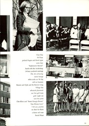 Page 15, 1968 Edition, Sacred Heart Academy - Angeline Yearbook (Louisville, KY) online yearbook collection