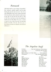 Page 8, 1968 Edition, Sacred Heart Academy - Angeline Yearbook (Louisville, KY) online yearbook collection