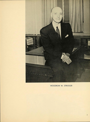 Page 10, 1954 Edition, University of Louisville Arts and Sciences - Thoroughbred Yearbook (Louisville, KY) online yearbook collection