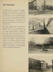 Page 12, 1954 Edition, University of Louisville Arts and Sciences - Thoroughbred Yearbook (Louisville, KY) online yearbook collection