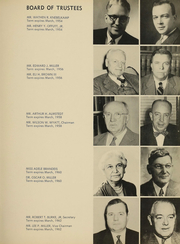 Page 16, 1954 Edition, University of Louisville Arts and Sciences - Thoroughbred Yearbook (Louisville, KY) online yearbook collection